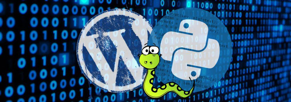 Use Python to connect to your Wordpress site