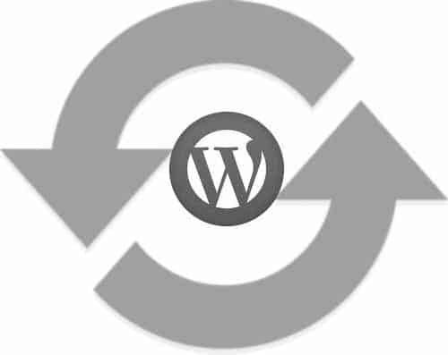 Shift8 WordPress auotmated updates via api