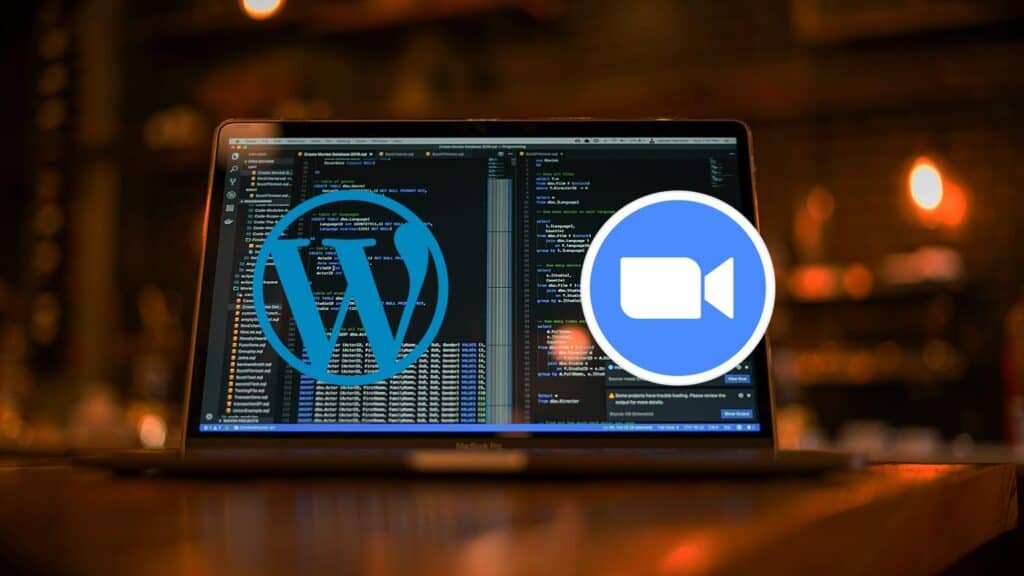 How to automate importing zoom webinars into Wordpress